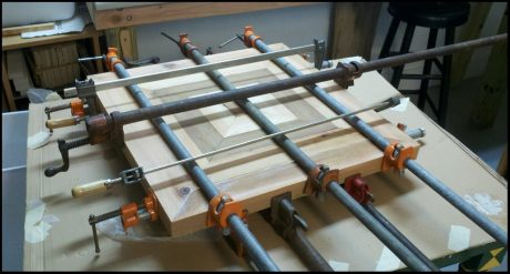 Final Ring Glue-Up