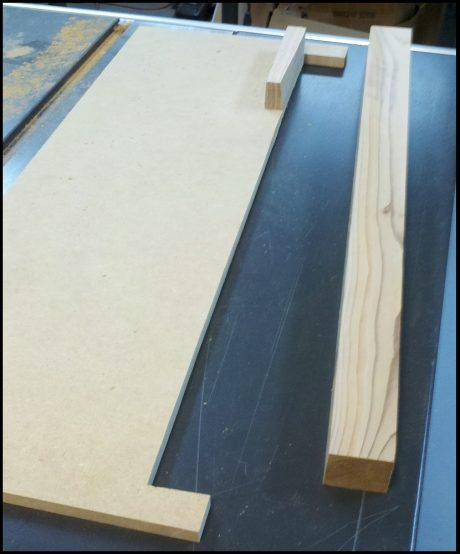 Basic Tapering Jig