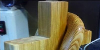 Carving a Wood Cross with Rings – For Non-Christians Too!