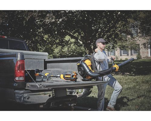 DeWalt 40V MAX Outdoor Power Equipment – Two New Reasons To Take It Outside