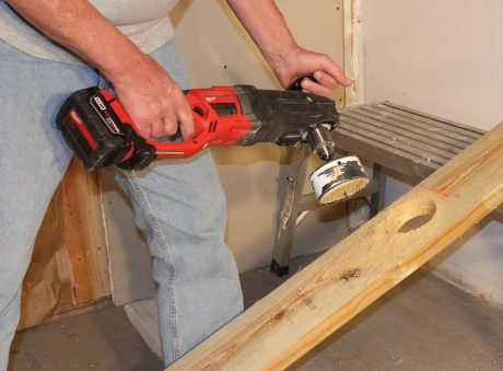 milwaukee m18 super hawg