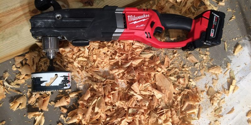 Milwaukee M18 Super Hawg Review – The Biggest Hawg In The Pen!