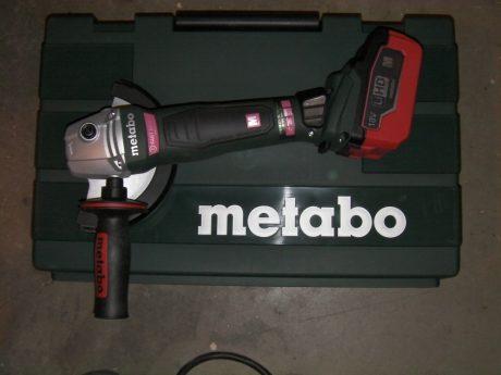Metabo Grinder