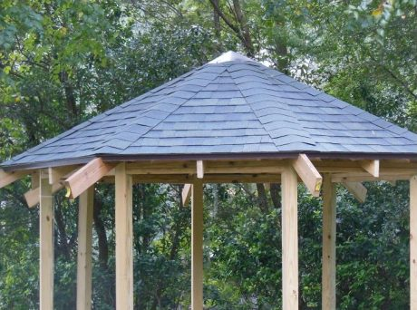 Gazebo How To Build Your Own Home Fixated