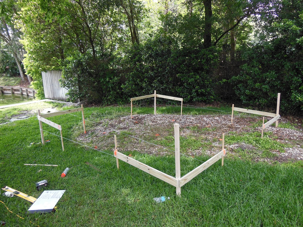 how to build a gazeebo