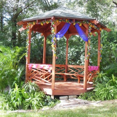 Gazebo – How To Build Your Own