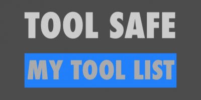 """Tool Safe App Helps You Reclaim Those """"Forgotten"""" Loaned Tools"""