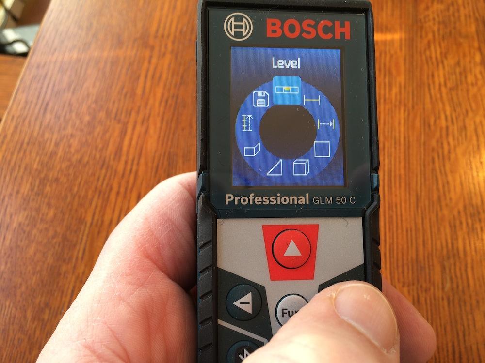 bosch glm 50 c laser measure review a measurable improvement home fixated. Black Bedroom Furniture Sets. Home Design Ideas