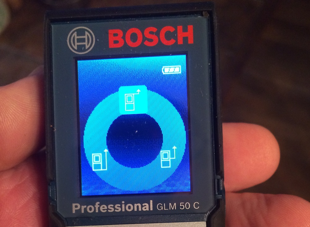 bosch glm 50 c laser measure review a measurable improvement home fixated. Black Bedroom Furniture Sets. Home Design Ideas
