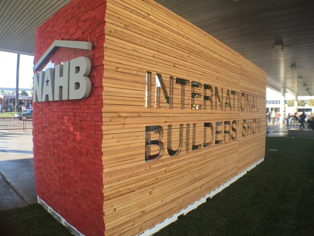 2016 International Builder Show - What's Hot in Vegas