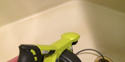 Ryobi Drain Auger Review – In Search Of Hairballs