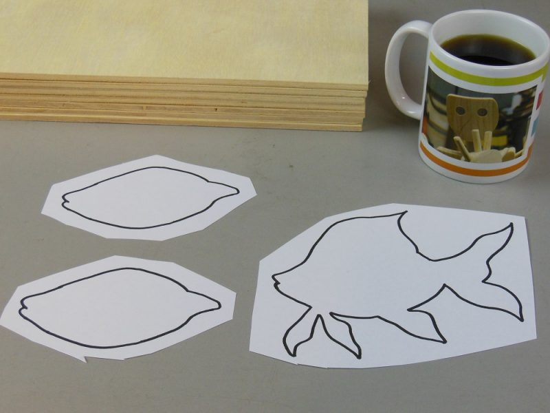 Patterns for fish