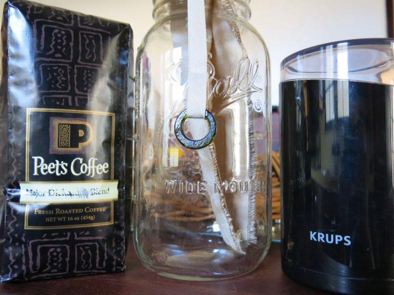 Cold brew coffee essentials