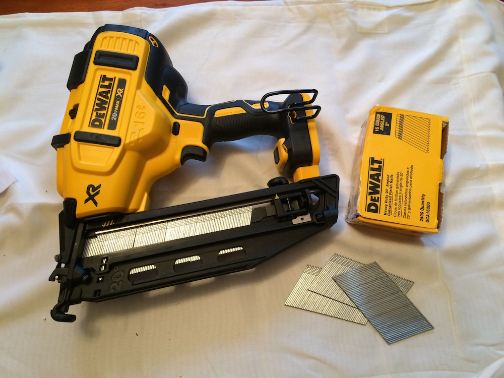 DeWalt DCN660 Cordless Finish Nailer – Angling To Be Your Main ...