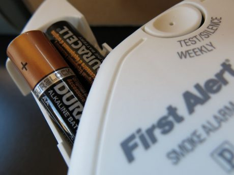 first alert onelink battery