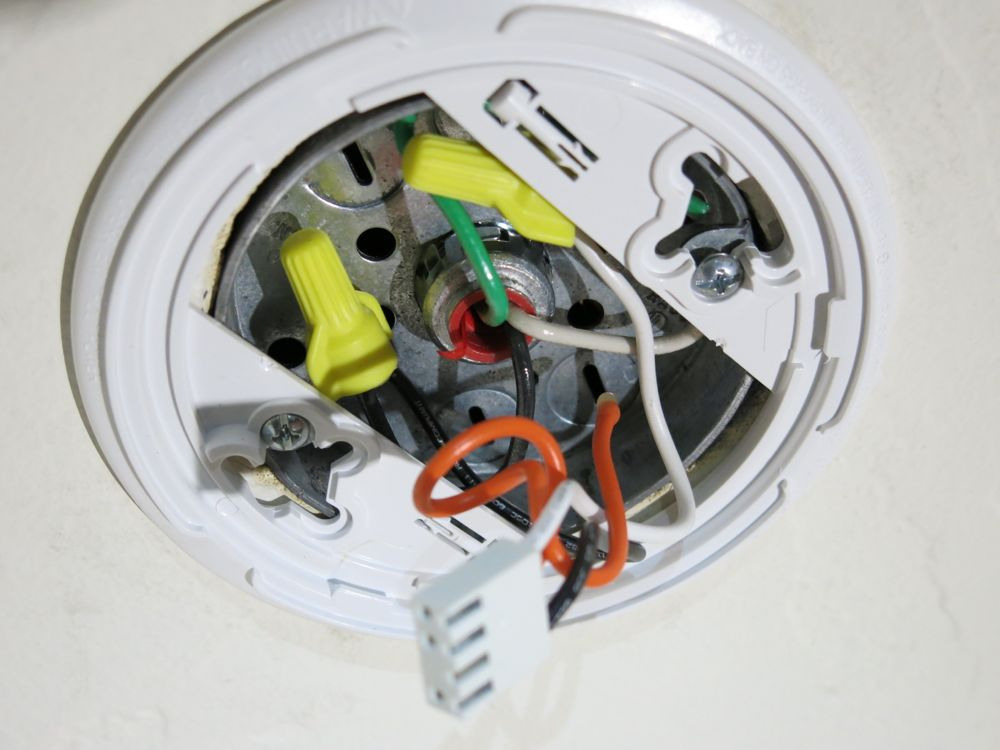 first alert hardwired smoke detector ready for - First Alert Smoke Alarm