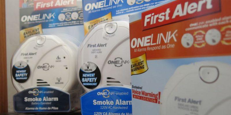 First Alert OneLink Smoke Detectors