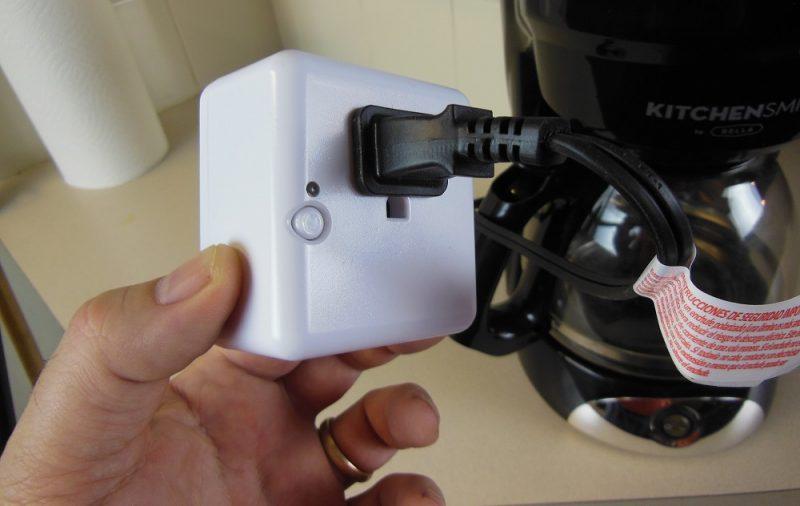Appliance switch