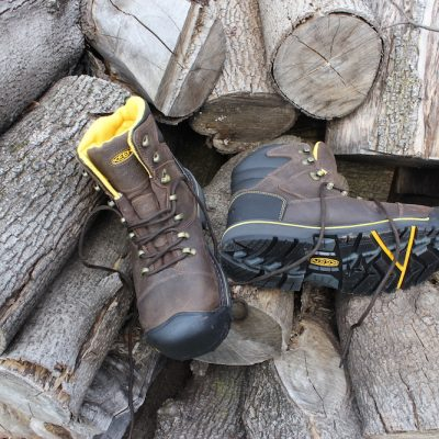 Keen Milwaukee Work Boots – Not Just For Brewers Fans