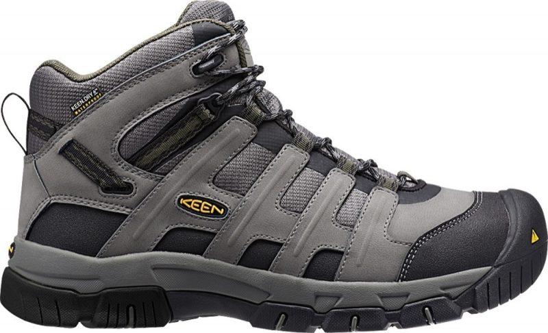 Keen Omaha work boots