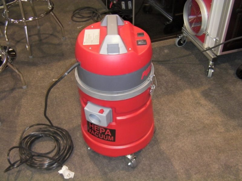 Pullman-Holt model 45 vacuum