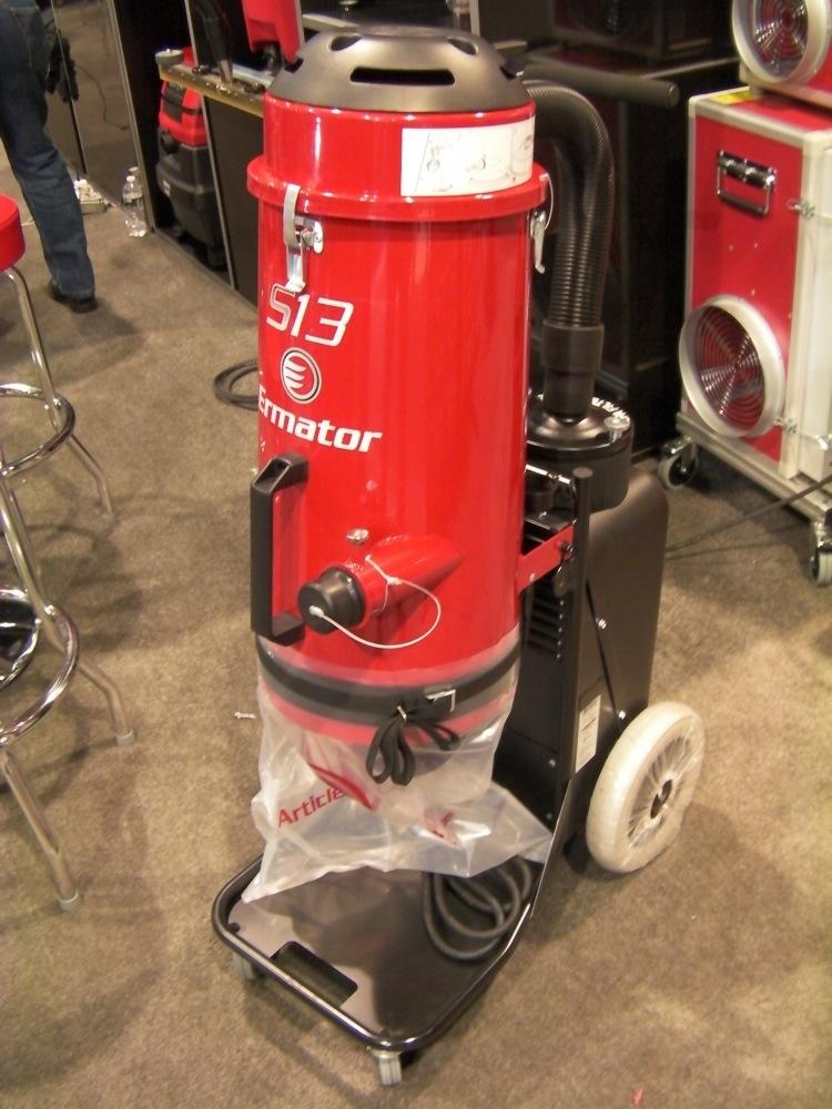 Ermator S13 dust extractor