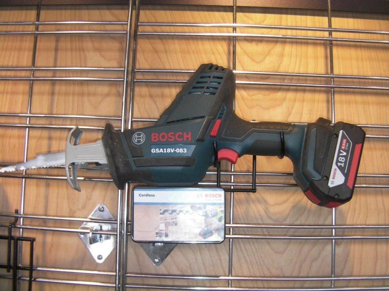 Bosch GSA 18v