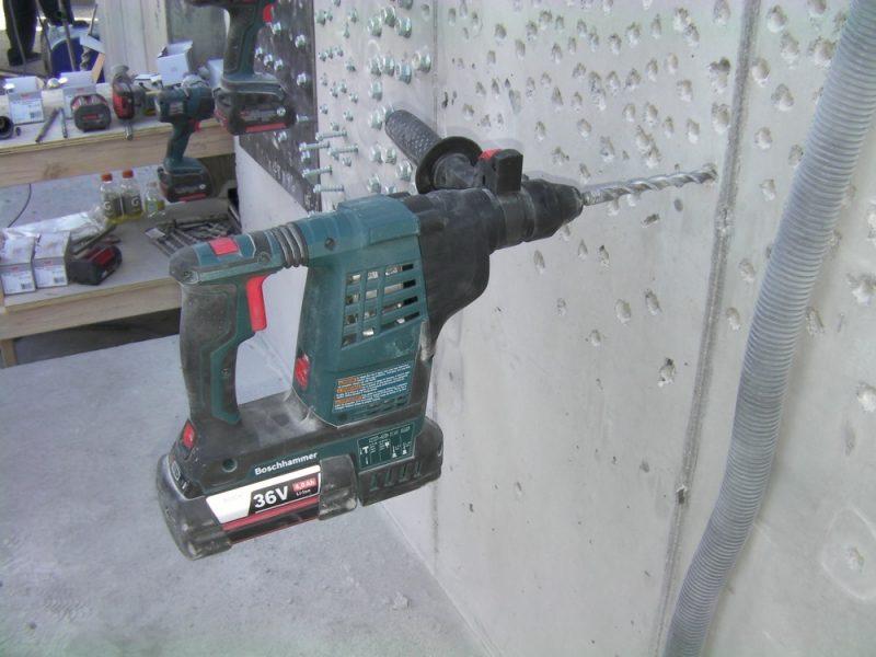 Bosch RH328VC rotary hammer