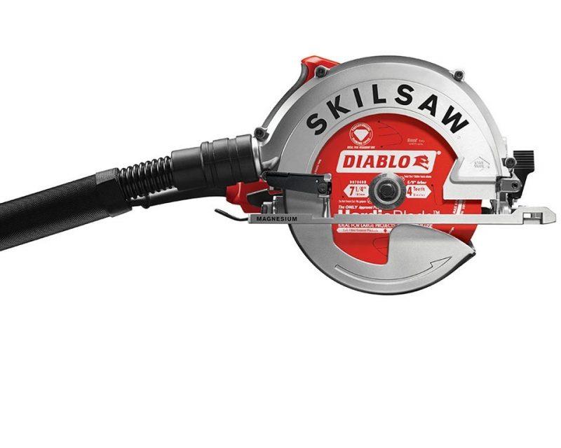 Skilsaw SPT 67 FMD-22 Sidewinder fiber cement saw