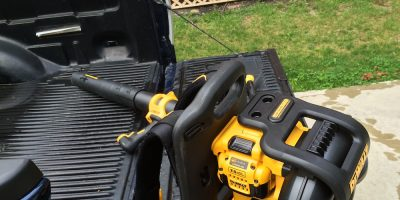 DeWalt DCBL590X2 Cordless Backpack Blower – Pro Class, No Gas