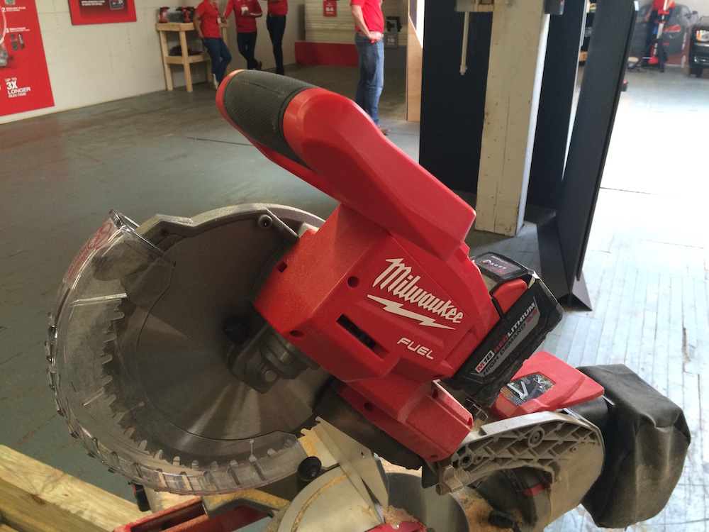 Milwaukee NPS 2016  – What's Red And Black And NEW!
