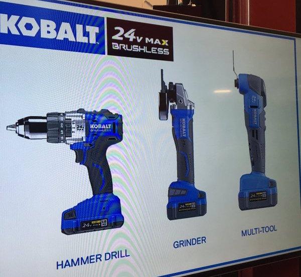 kobalt 24v