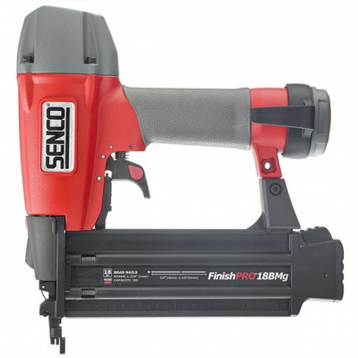 The Senco FinishPro 18BMg 18-Gauge Brad Nailer