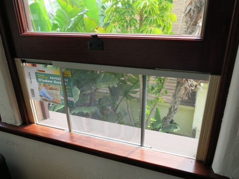 Adjustable window screens just say no to zika home fixated for House window screens