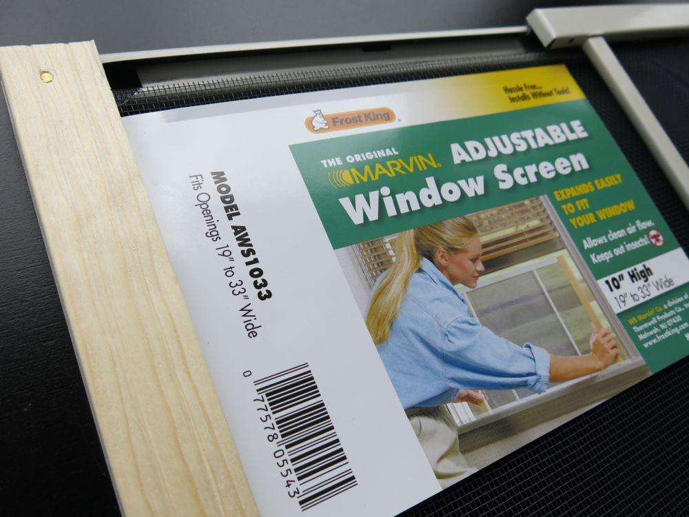 Adjustable Window Screens Main