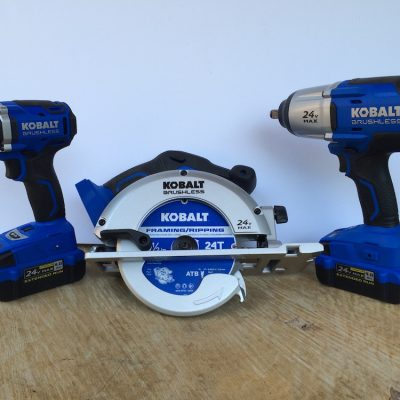 Kobalt 24V MAX Tools – The Rest Of The Blue Lineup