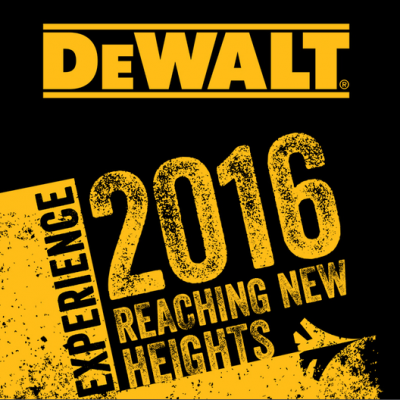 DeWalt Experience 2016 – With A Side Of Stanley, B&D, Proto, Porter-Cable and DIYZ