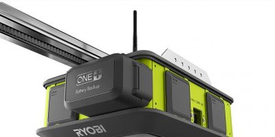 Ryobi Garage Door Opener – Plug And Play In Your Garage