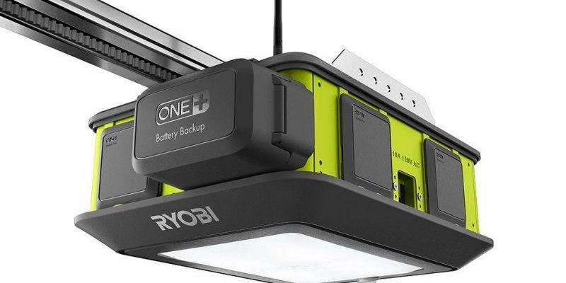 Ryobi Garage Door Opener – Plug And Play In Your Garage