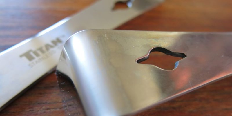 Titan Pry Bar Set – Prying Finesse in Stainless