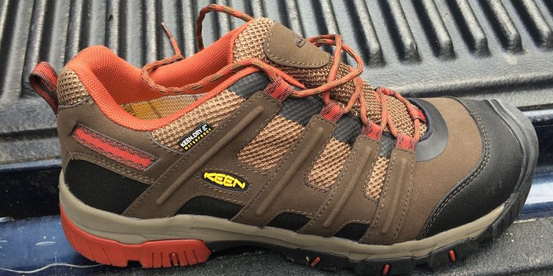 Keen Omaha WP Shoes Let You Take A Hike – To Work