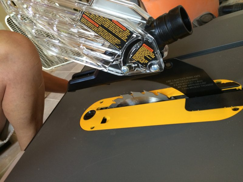 dewalt flexvolt table saw