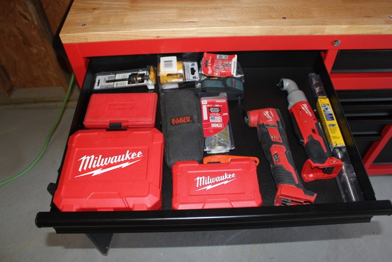 Milwaukee Mobile Work Station