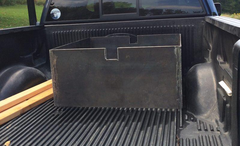 Fireproof Mortar Quikrete : Concrete fire pit diy project quikrete makes it easy ish
