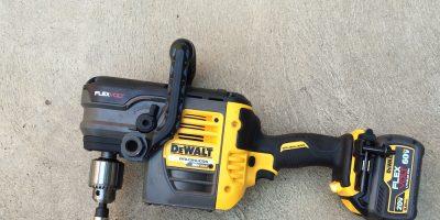 DeWalt FlexVolt Stud & Joist Drill DCD460 Makes Boring Less Boring