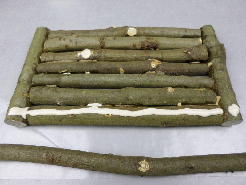 1st wall log
