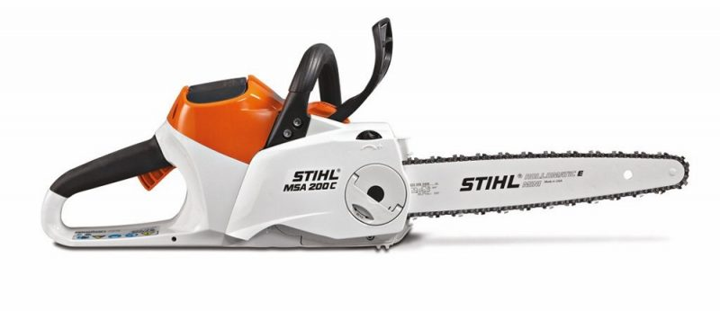 MSA 200 C-BQ chain saw