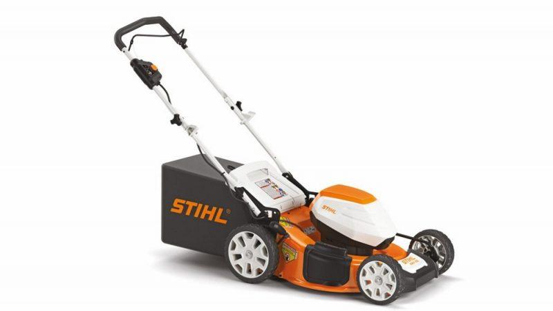 RMA 510 lawn mower