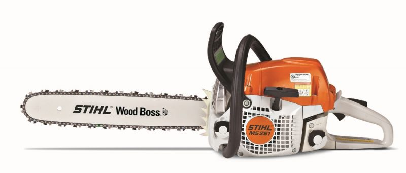 MS 251 Wood Boss chain saw