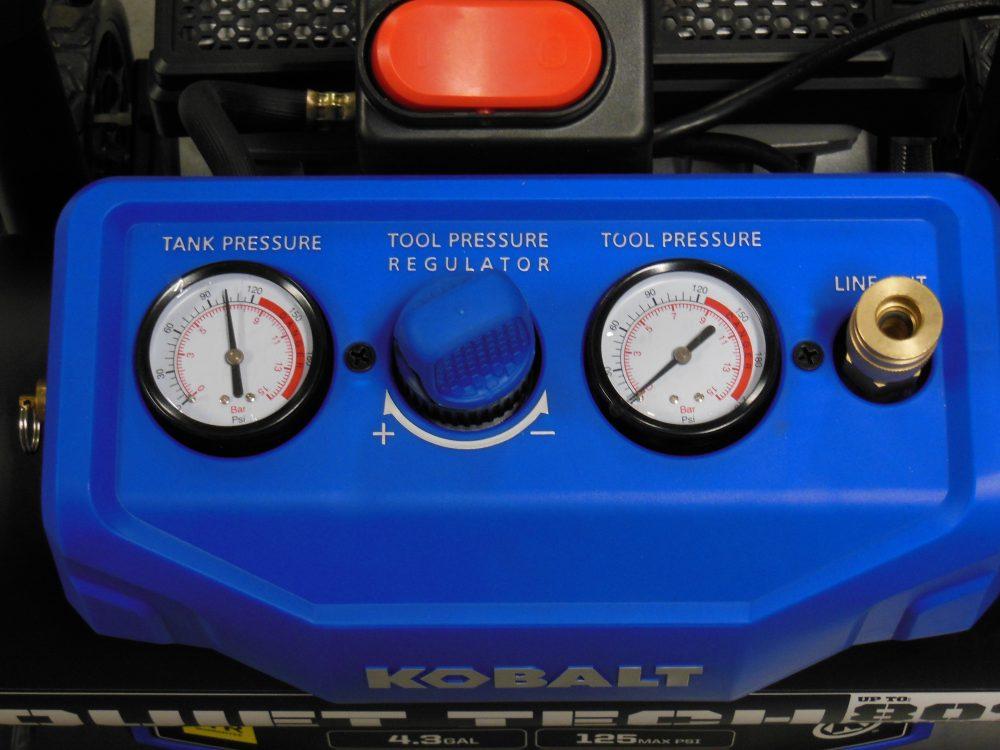 Kobalt Quiet Tech Air Compressor A Surprising Ears On